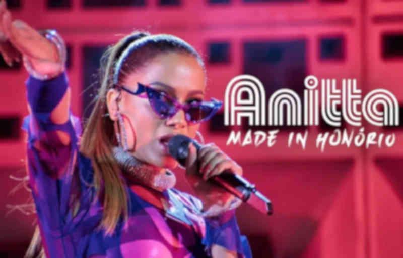 Frases da Série Anitta: Made in Honório