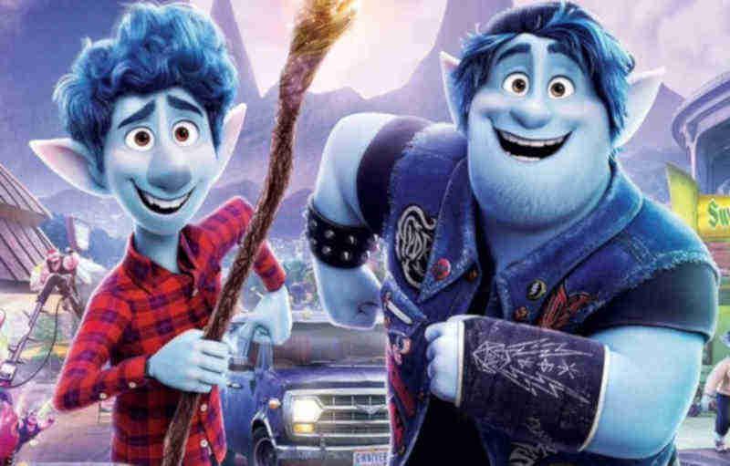 Filme Dois Irmãos: Uma Jornada Fantástica