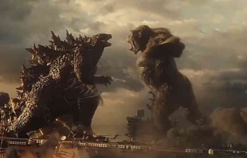 Frases do Filme Godzilla vs Kong