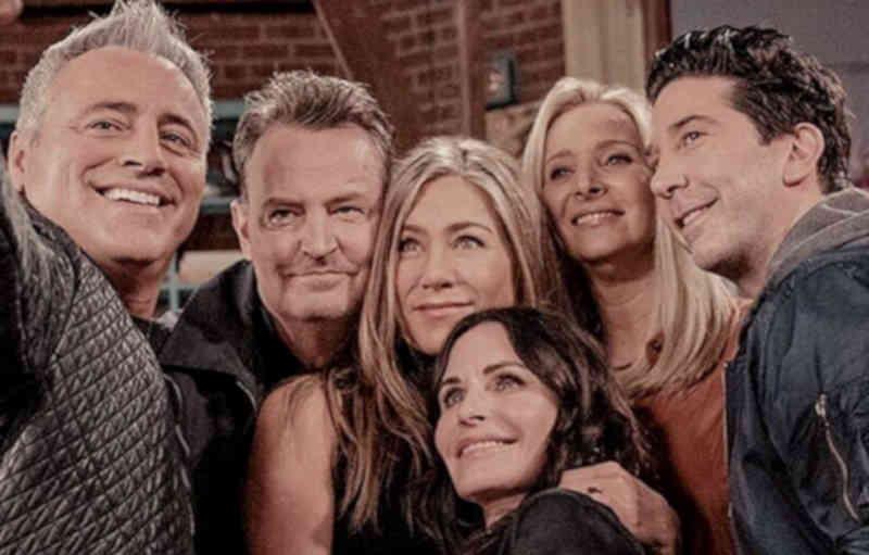 Frases do Filme Friends: The Reunion